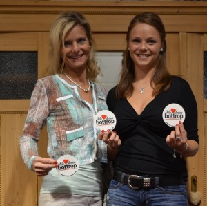 Foto von Barbara Kock und ihrer Tochter Selina Pacana